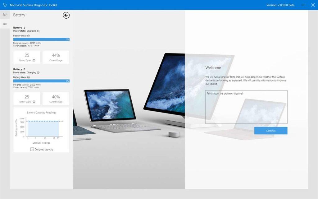 نرمافزار تعمیر مایکروسافت برای سرفیس اکنون در استور موجود است.